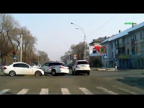 Car Crash Compilation #3 - Dashcam Videos
