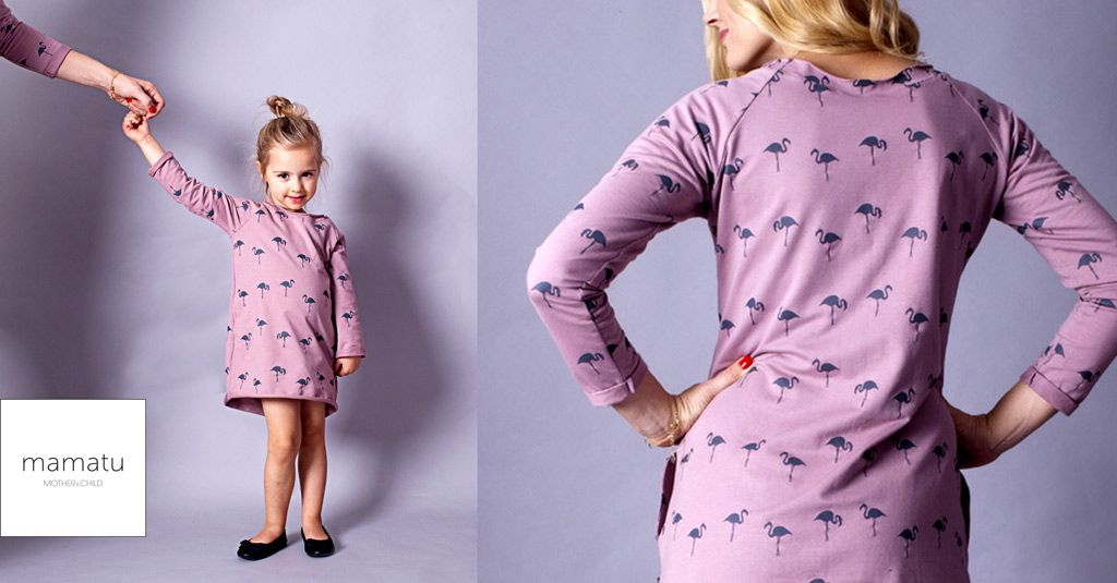 Ubrania Do Przedszkola Long Sleeve Dress Dresses With Sleeves Mother Daughter
