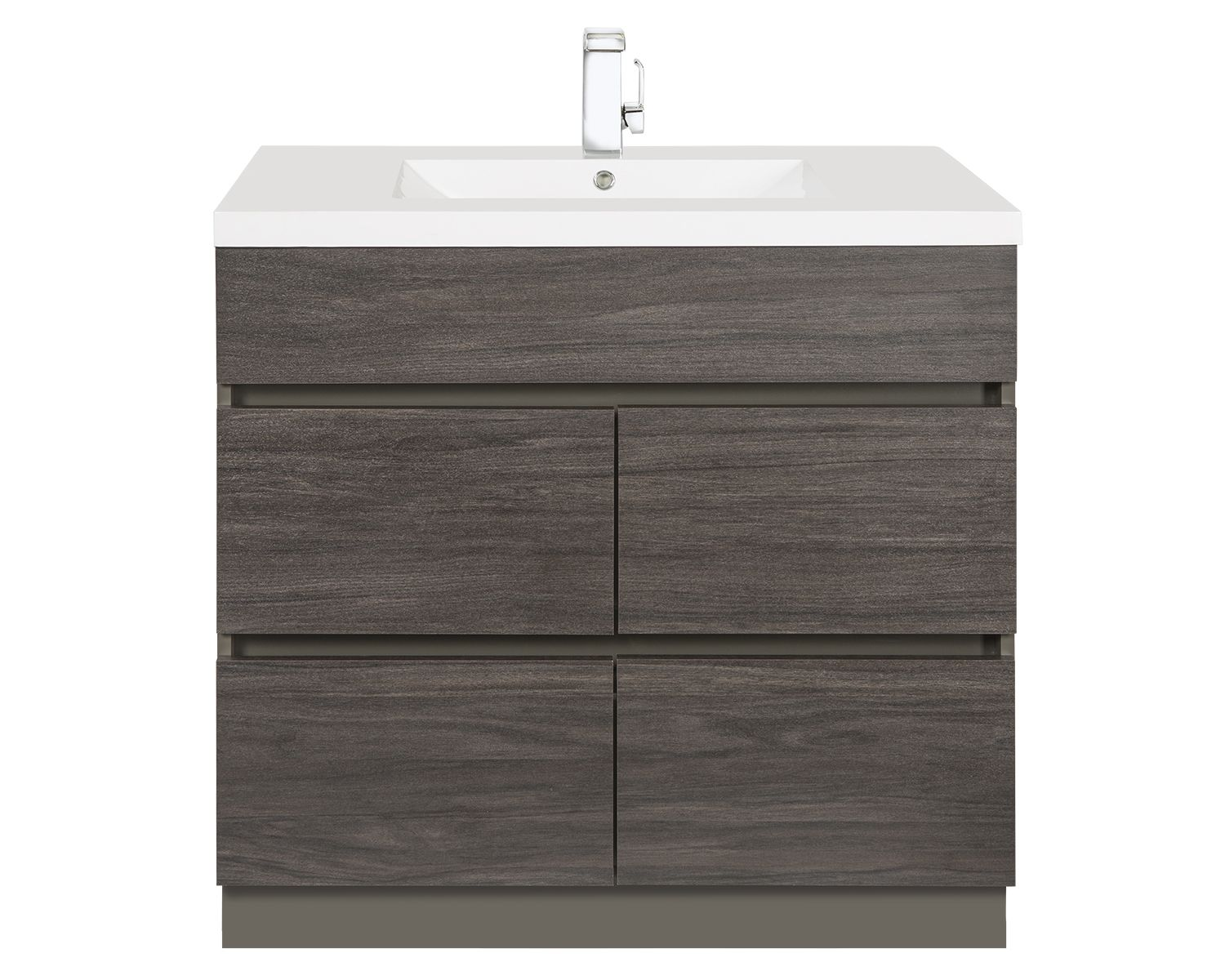 Boardwalk Collection 36 Quot In Karoo Ash Bathroom Vanity