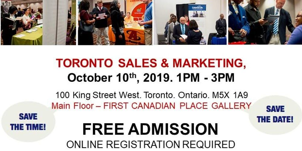 Looking for a job? Direct interview? TorontoS&M JobFair