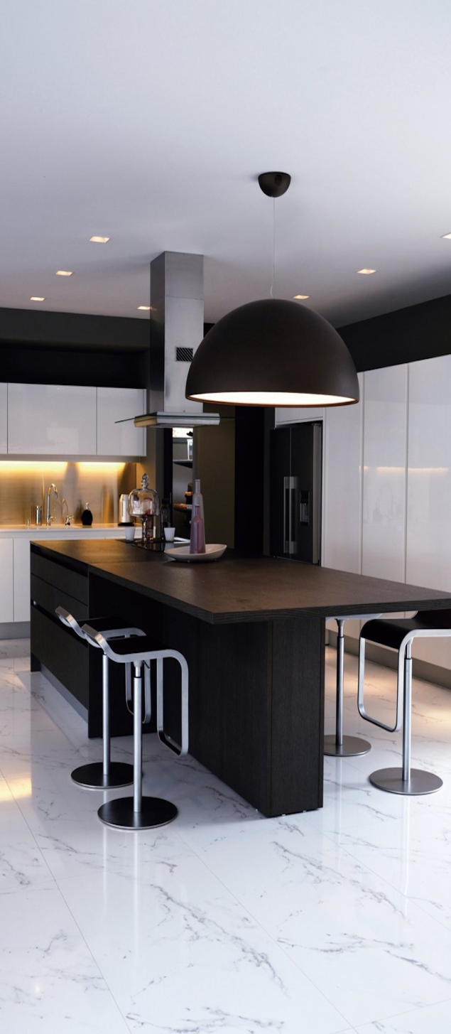 Hotte Pour Ilot Central Castorama ~ Baan Citta By The Xss Kitchen Floors Stools And Kitchens