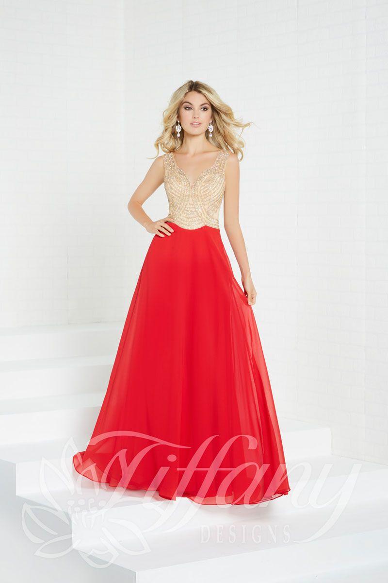 Tiffany 16295 Dress | Dreamboard | Pinterest | Tiffany, Tiffany prom ...