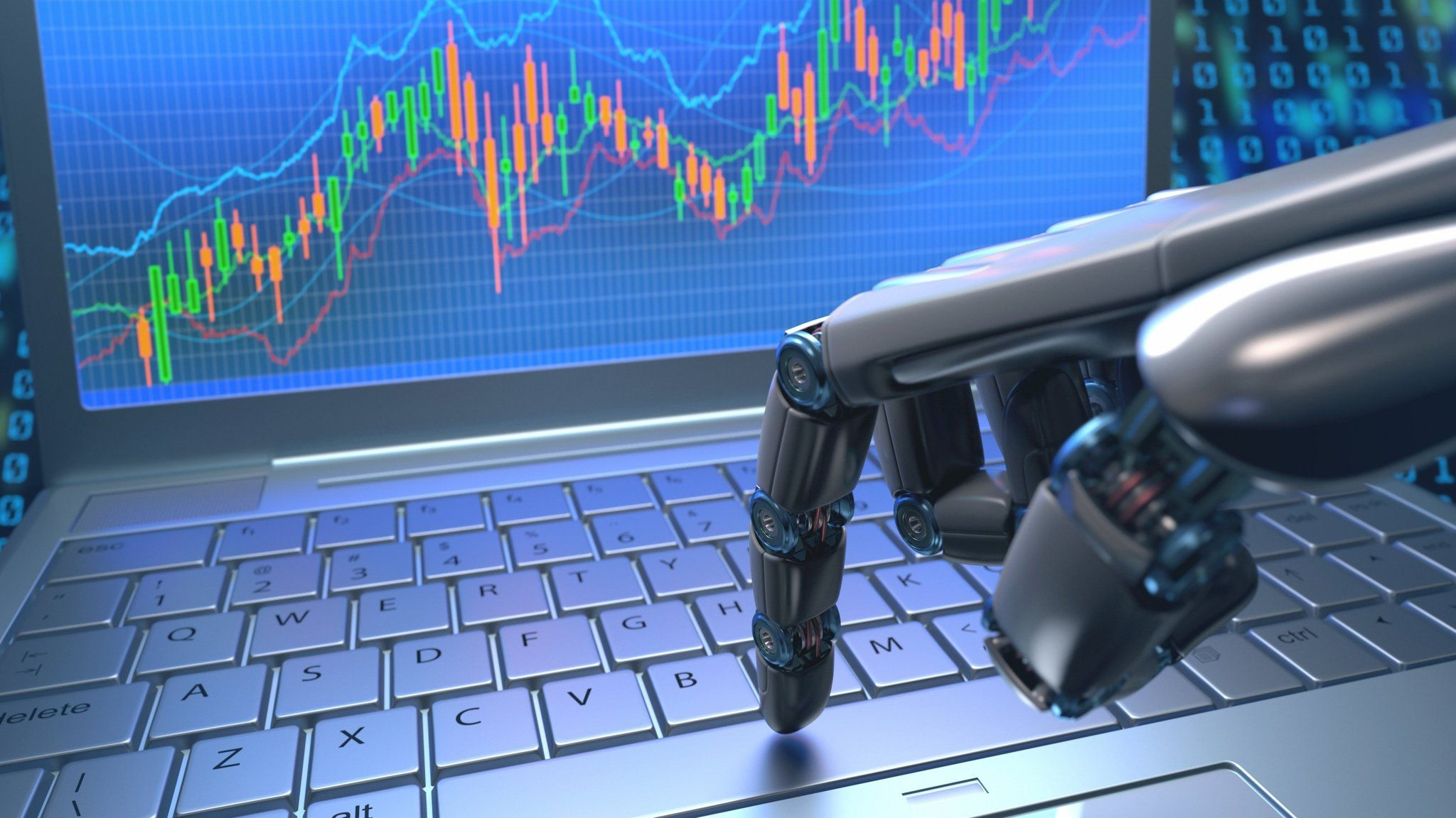Ai And Finance Robo Advisors Financial Institutions Finance Jobs