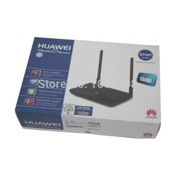 Huawei-WS330-300Mbps-Smart-Wireless-Router-EU-2-pin-Power-Plug