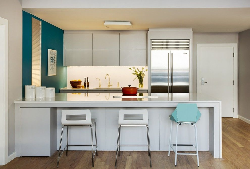 25 Best Modern Condo Design Ideas  Modern Condo Condo Kitchen Magnificent Condo Kitchen Design Design Inspiration