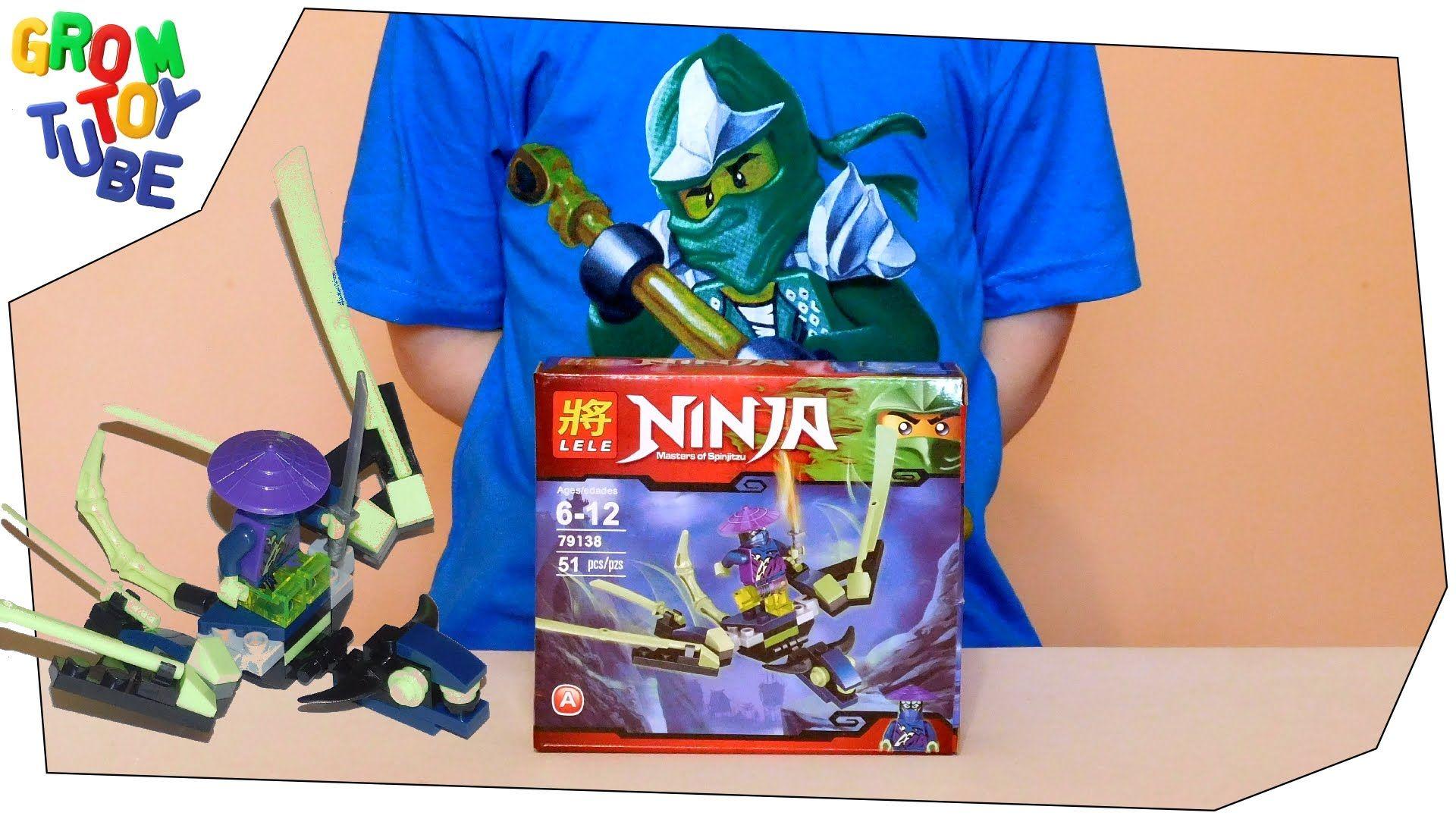 Unboxing New Lego Lele Ninjago 79138 With Images