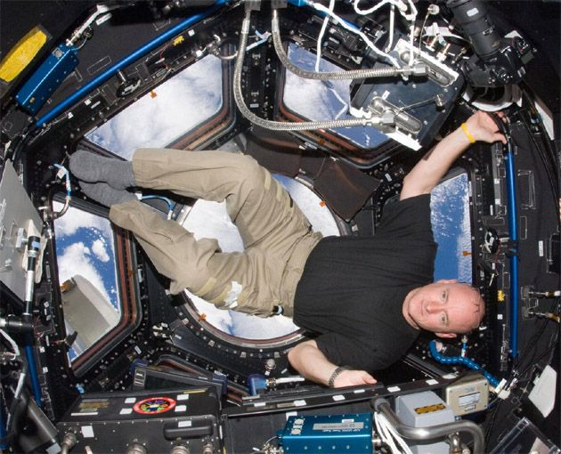 Scott Kelly, a former shuttle pilot and space station commander, is heading back to the orbital outpost, this time for an experimental, year-long stint.