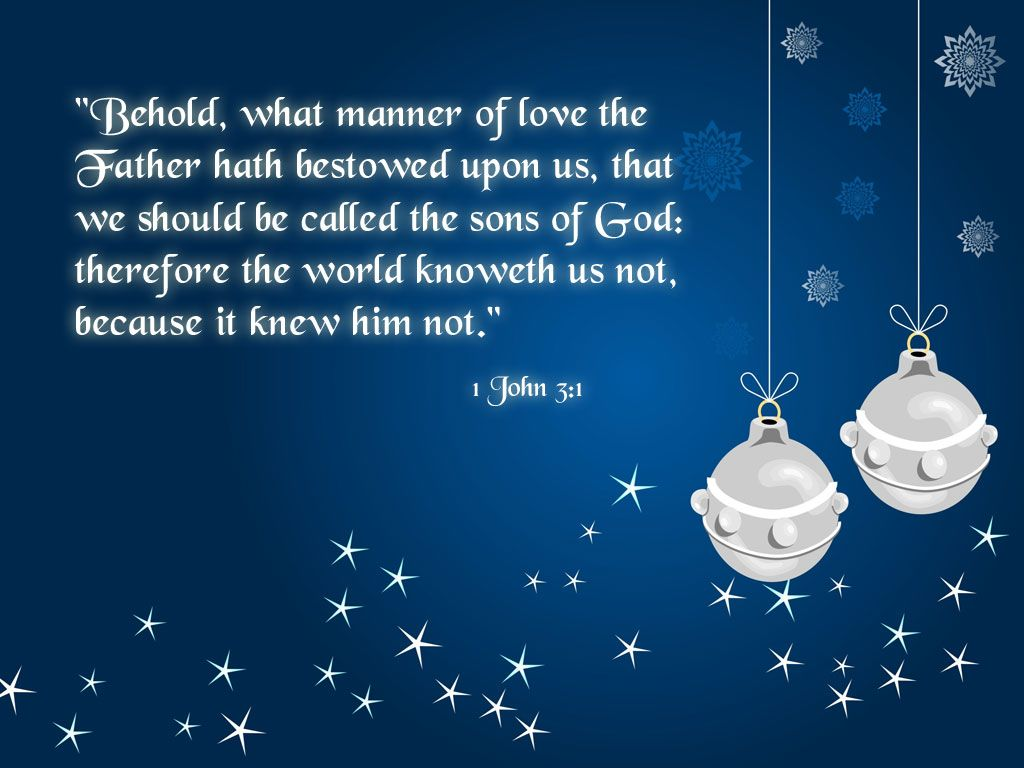 Small Crop Of Christmas Bible Verse