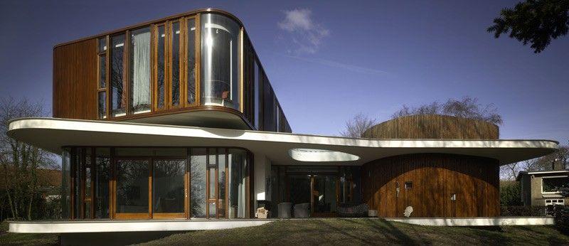 Mecanoo architecten (Project) - Villa - PhotoID #177099 - architectenweb.nl
