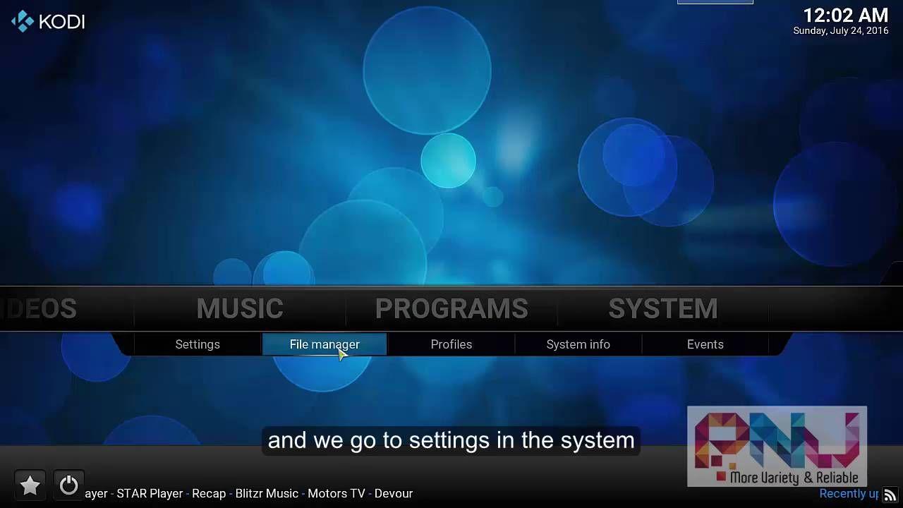 How to install addon hong kong tvb drama on kodi