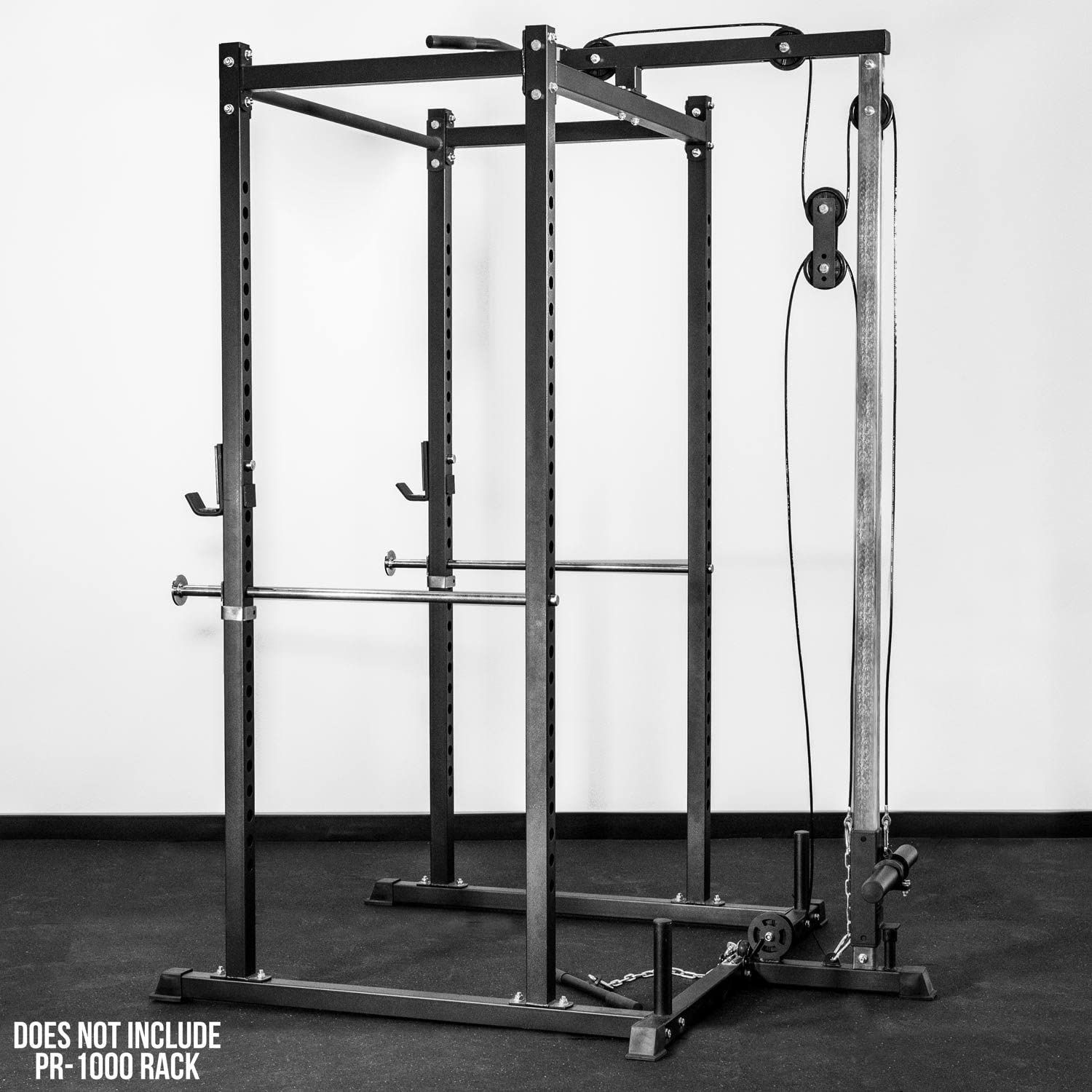 Rep fitness lat pull down low row accessory for 1000