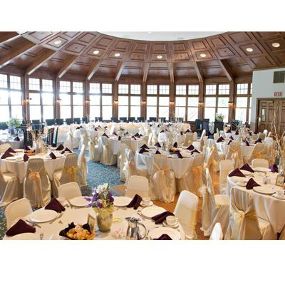 Wedding Reception At The Stone Cellar At Riverview Gardens In