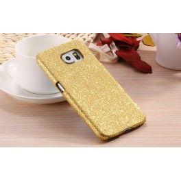 #GalaxyS6 #kulta #glitter #suojakuori.