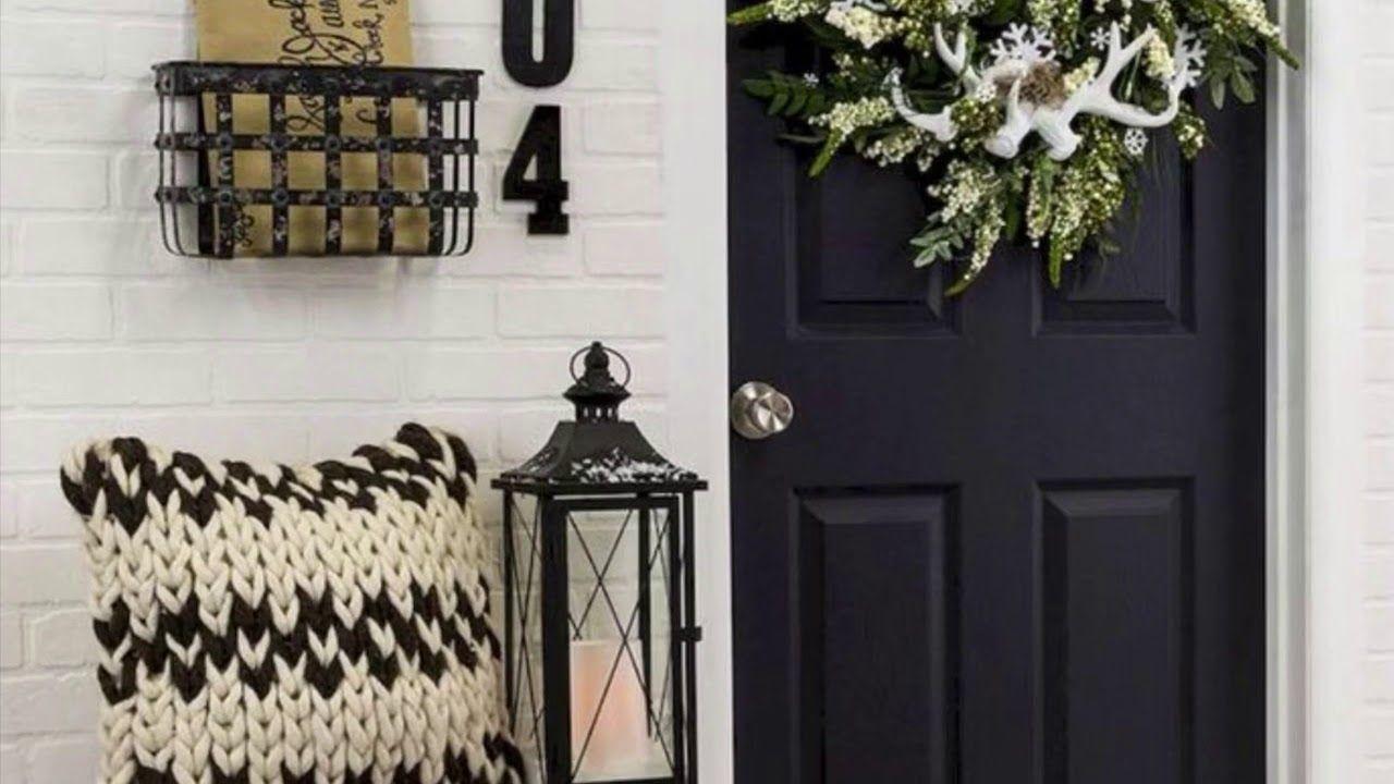 افكار لتزيين مدخل البيت بستايل منزل المزرعه Youtube Home Decor Home Decor