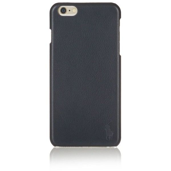 designer fashion 4fff3 ed207 Polo Ralph Lauren iPhone 6 Plus Case ($25) ❤ liked on Polyvore ...