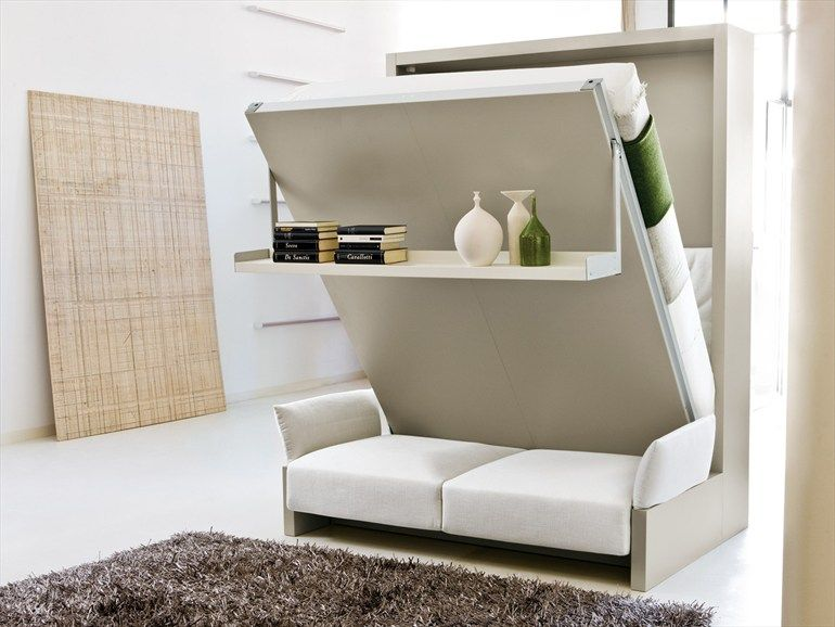 Maximize Small Spaces: Murphy Bed Design Ideas | Maximize small ...
