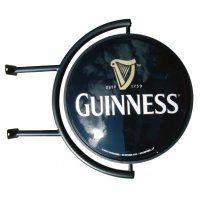 Guinness Rotating Pub Light