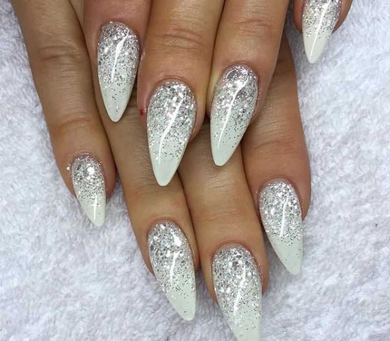 28 Cool Stiletto Nails Designs To Try With Images Wedding