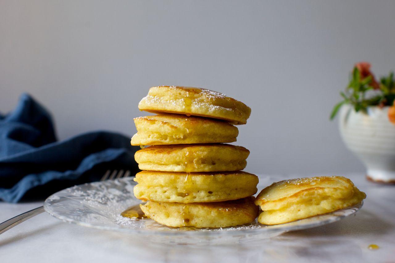 tall fluffy buttermilk pancakes   Chefing   Pinterest   Otras ...