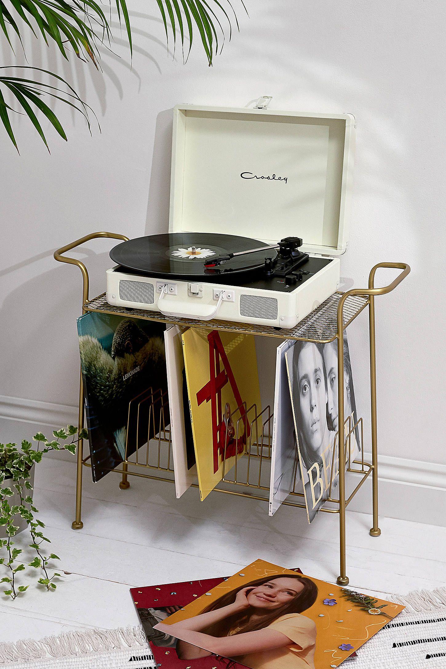 Vinyl Record Storage Shelf in 2020 Vinyl record storage