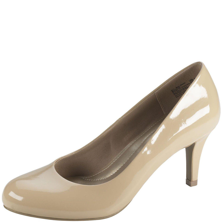 d8aeeee9f9 Amazon.com: Comfort Plus by Predictions Women's Karmen Pump: Shoes ...