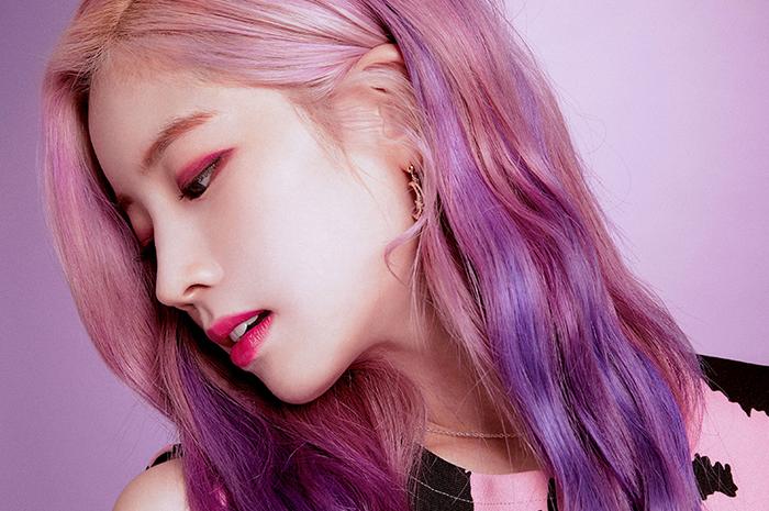 Model Warna Rambut Wanita Korea   Rambut dan kecantikan ...