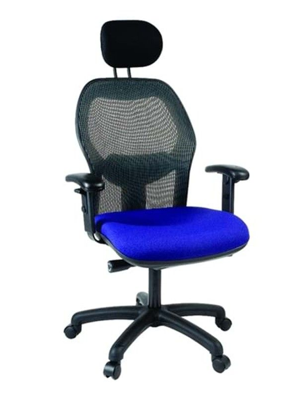 Sola Mesh Back Chair With Swivel Base Chair Chair Options