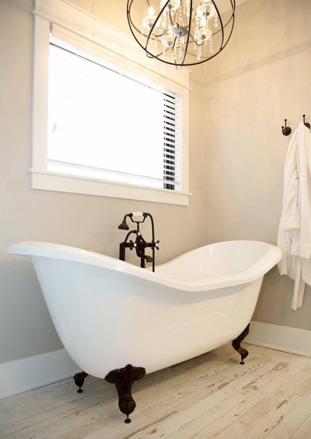 46 enchanting farmhouse decor ideas for bathroom bathroom modern rh pinterest com