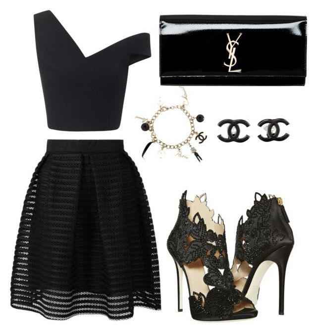 """Blackout"" by rashadmarquis on Polyvore"