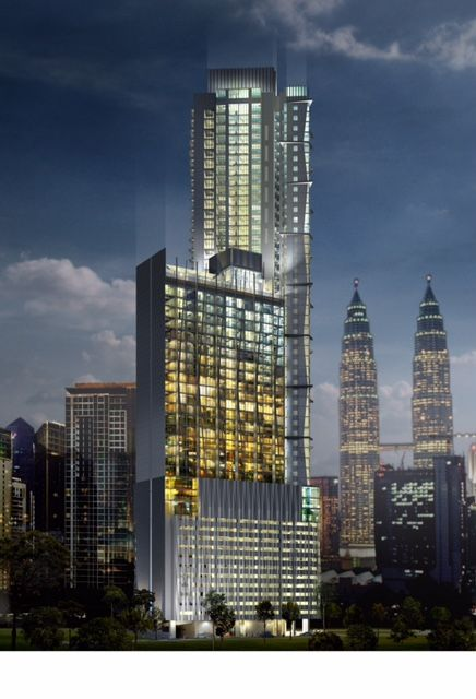 Intercontinental Hotels Group Announces Crowne Plaza Hotel In Downtown Kuala Lumpur Scheduled To Open By 2021 Denham Uk 2017 Feb 25