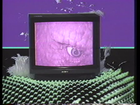 Video Dream Date Retro Vintage Monitor Screen Brightcolors Bright Colors Tv Vhs ヴェイパーウェイヴ 幕府 夢