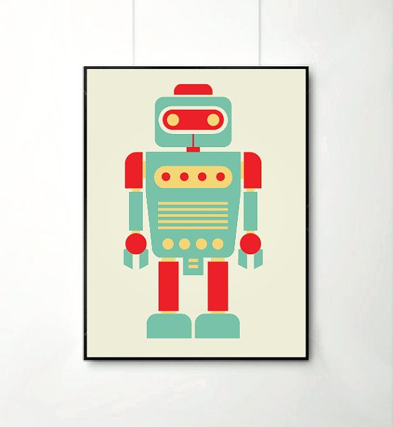 Affordable Art, geometric, abstrac, set of two posters | chambre ...