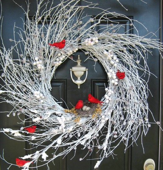 Non-Traditional Wreaths to Make for Christmas ...