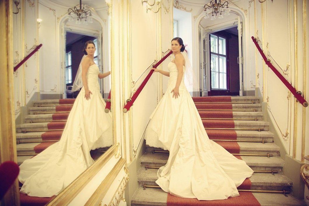 Niké és Gábor - Esküvő Vintage Fotó:Room 8 Photography #esküvő #menyasszony