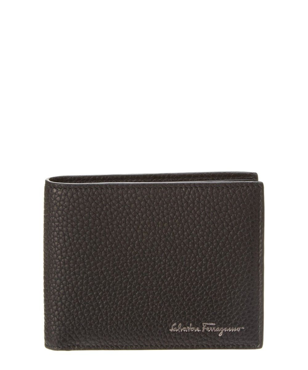 Salvatore Ferragamo FIRENZE LOGO LEATHER TRAVEL WALLET With Paypal Sale Online Cheap Pay With Paypal Outlet Locations yQGIVG1rG