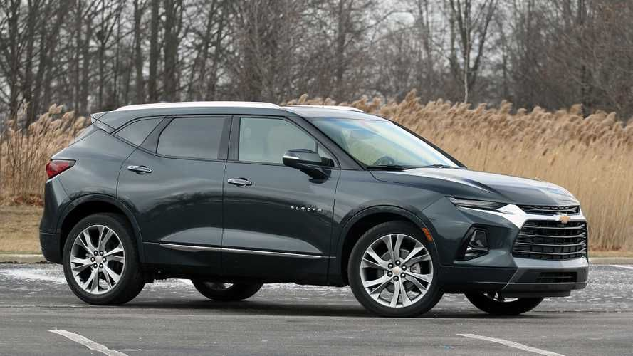 2020 Chevrolet Blazer Rs Pros And Cons In 2020 Chevrolet Blazer