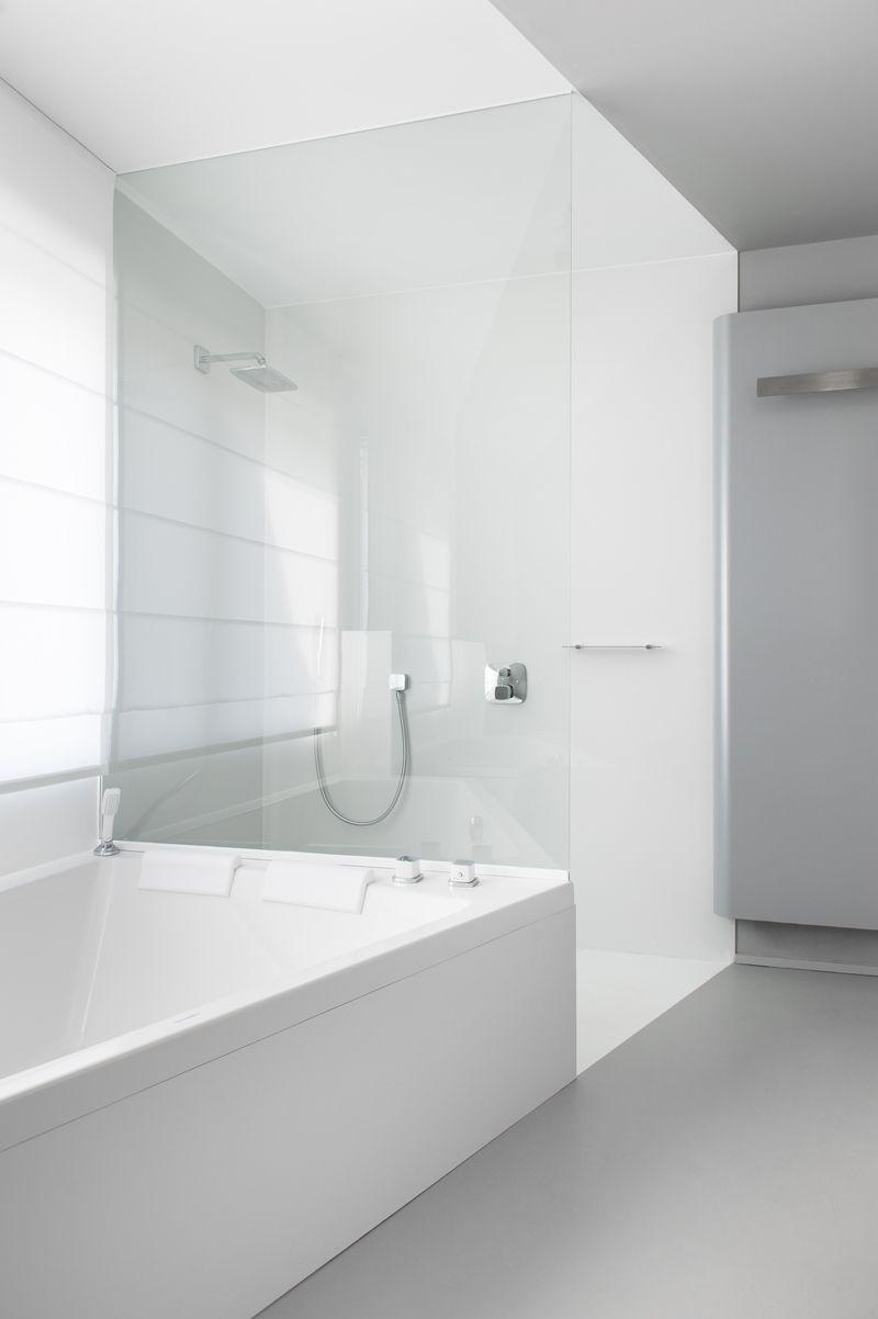 badkamer renovatie schaduwspel dimasi moma hansgrohe