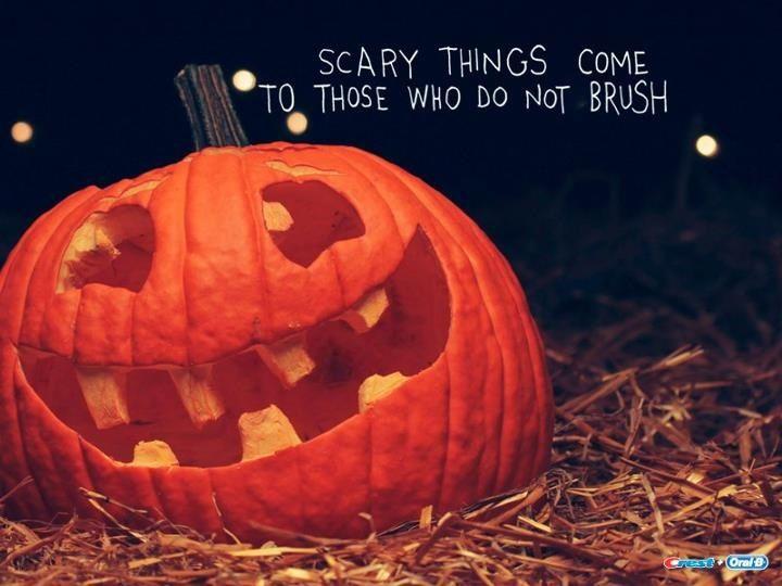 Pumpkin teeth dental quotes dental fun dental posts