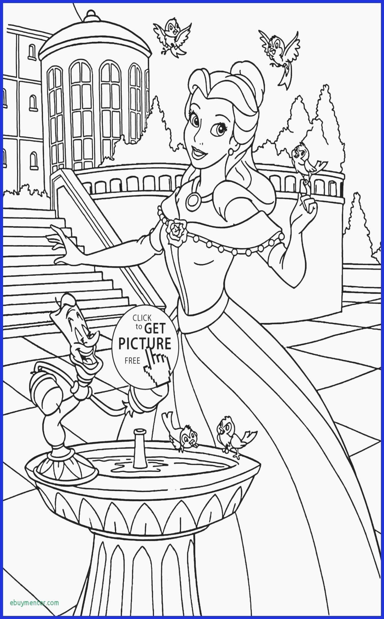 Princess Coloring Games Online Beautiful Disney Princesses Coloring Pages Awesome Fresh Disney Buku Mewarnai Warna Disney