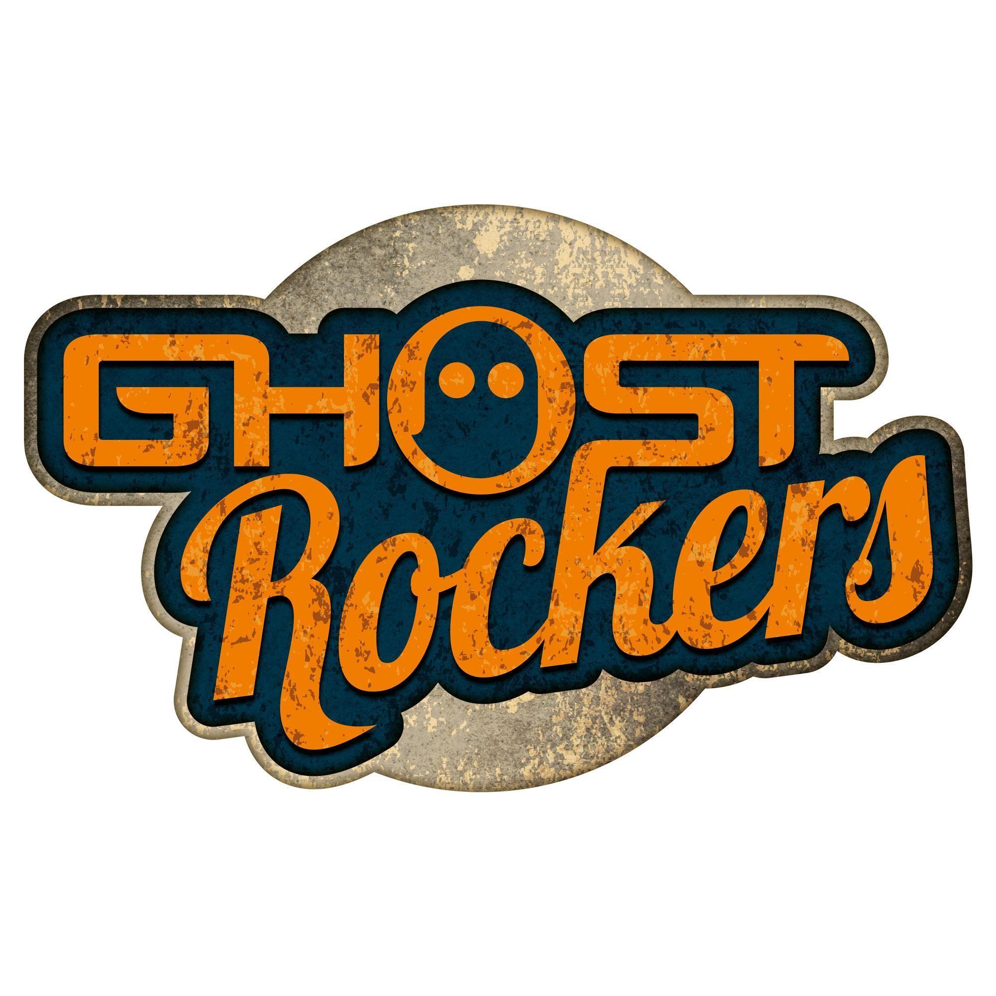 Luxe Kleurplaten Van De Ghost Rockers