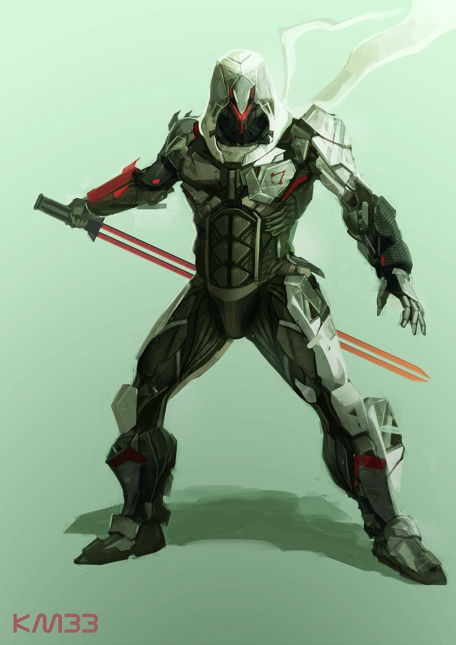 Metal gear 39 s creed by on deviantart for Metal concept