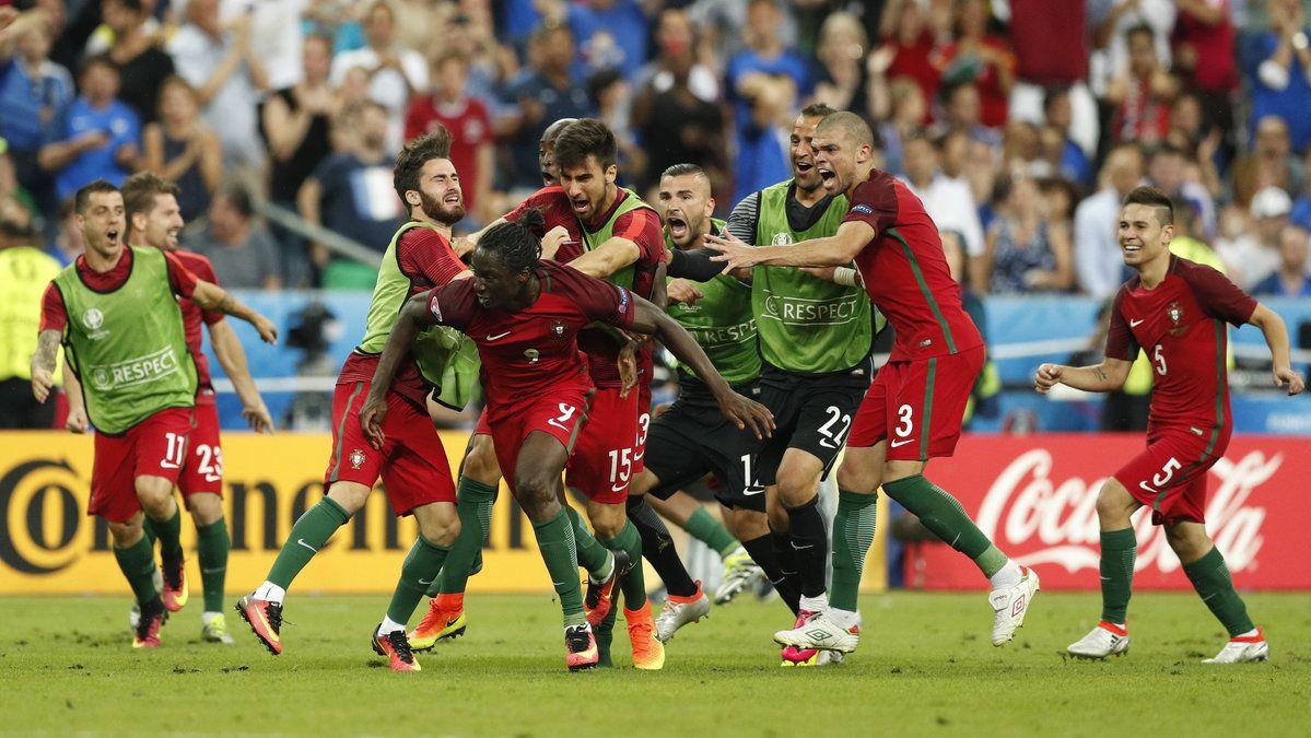 Portugal Frankreich Ronaldo