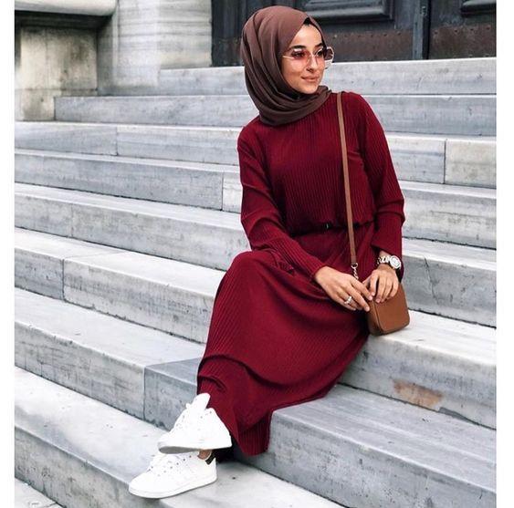 13e45706e نتيجة بحث الصور عن ملابس محجبات 2018 صيف للمراهقات | Art | Hijab ...