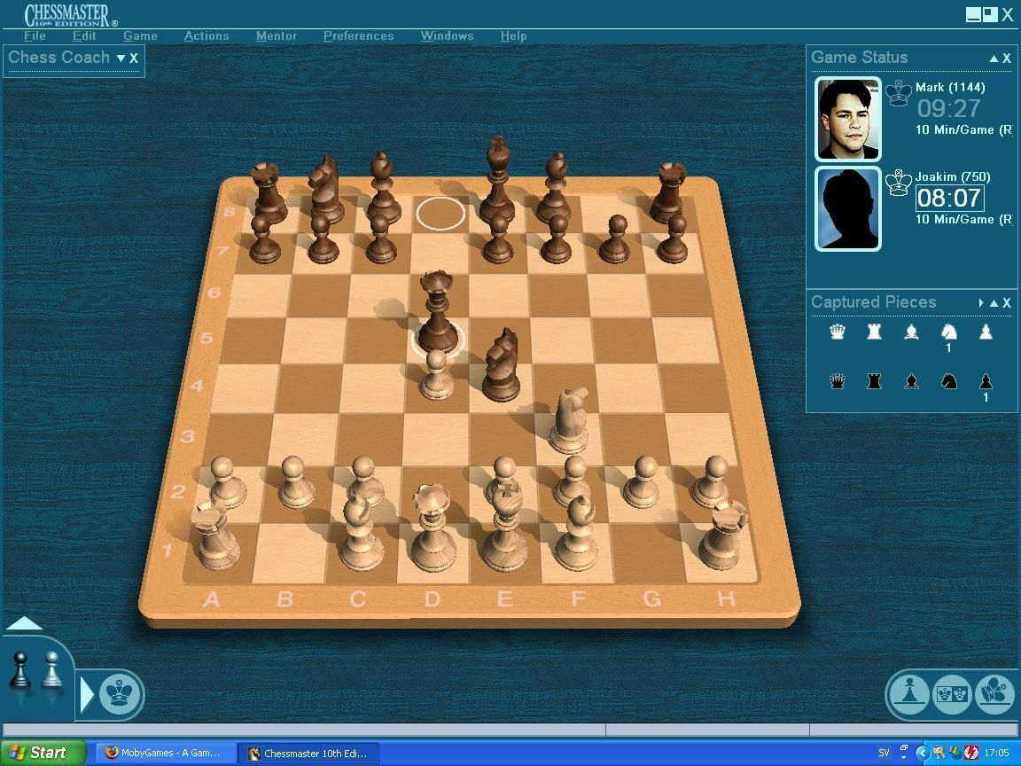 Chessmaster 10 Edition Free Download Review games, Free