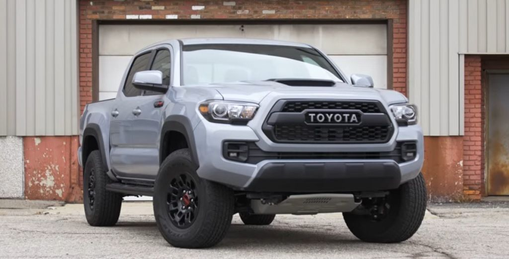 2017 toyota tacoma trim levels best new cars for 2018. Black Bedroom Furniture Sets. Home Design Ideas