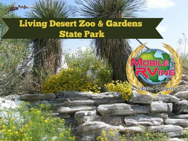 Living Desert Zoo Gardens State Park In New Mexico Is An Indoor Outdoor Living Museum
