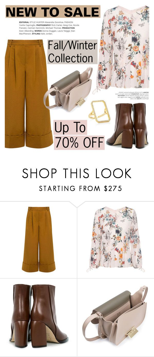 """New to sale: Fall/Winter Collection"" by ifchic ❤ liked on Polyvore featuring TIBI, Rebecca Taylor, ZAC Zac Posen, Fallon and contemporary"