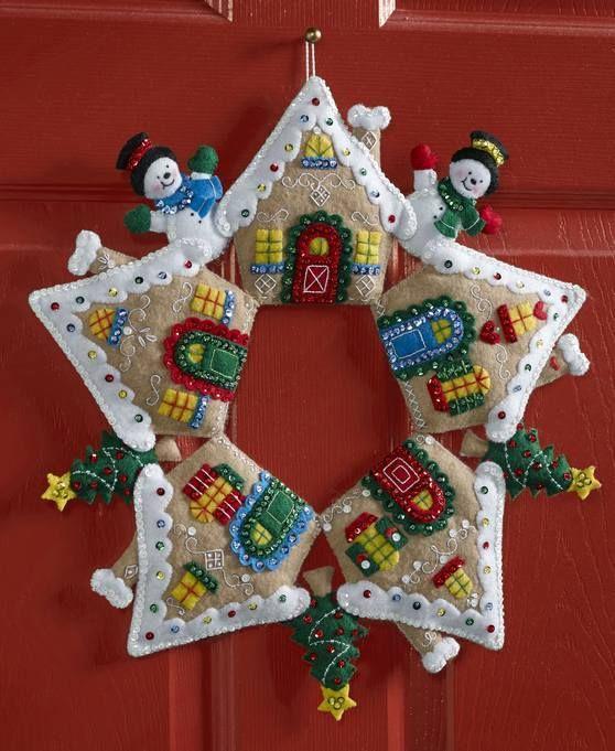 Bonitas casas navide as para decorar tu puerta navidad for Aplicacion para decorar tu casa