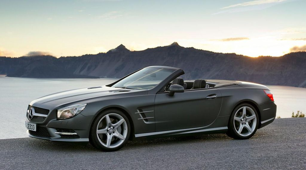 2013 Mercedes Benz Sl550 2013 Mercedes Benz Sl Class Reviews Specs