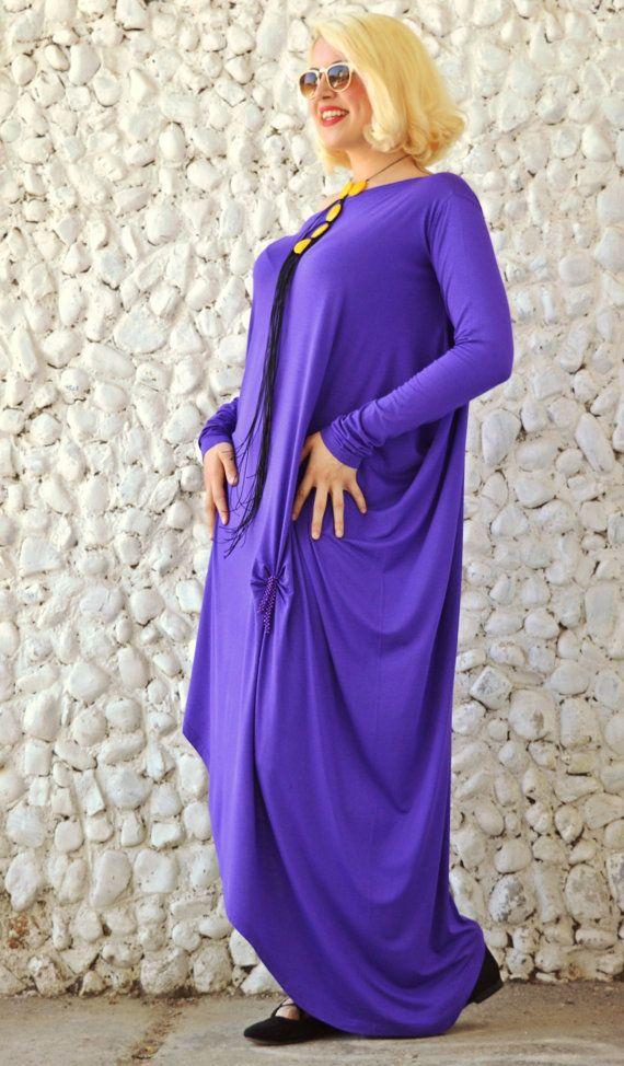 Blue maxi dress size 20